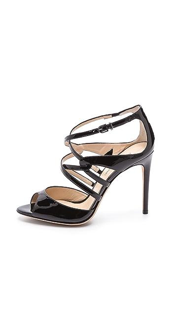 Alexandre Birman Bailey Patent Sandals