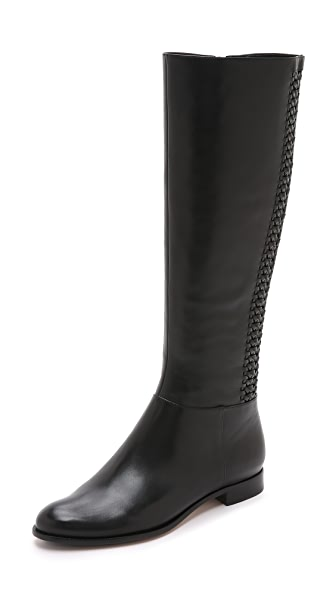 Alexandre Birman Leather Boots