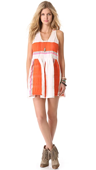 ace&jig Boardwalk Mini Dress
