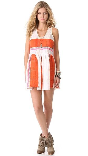 ace&jig Boardwalk Mini Dress