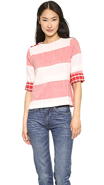 ace&jig Dockside Top