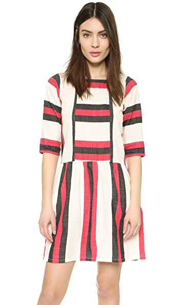 Ace&Jig Flicker Dress - Tribe