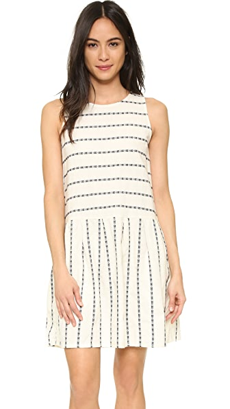 Ace&Jig Rally Frock Dress - Rosette at Shopbop