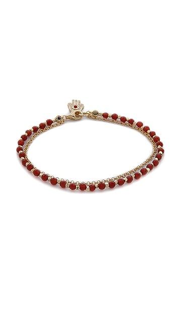 Astley Clarke Hamsa Biography Bracelet