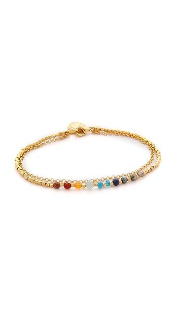 Astley Clarke Rainbow Cosmos Biography Bracelet