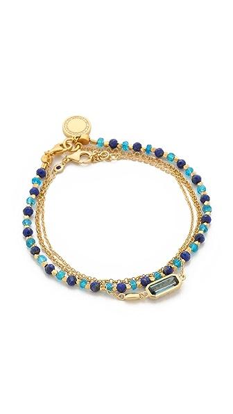 Astley Clarke Cosmos Prismatic Bracelet Set