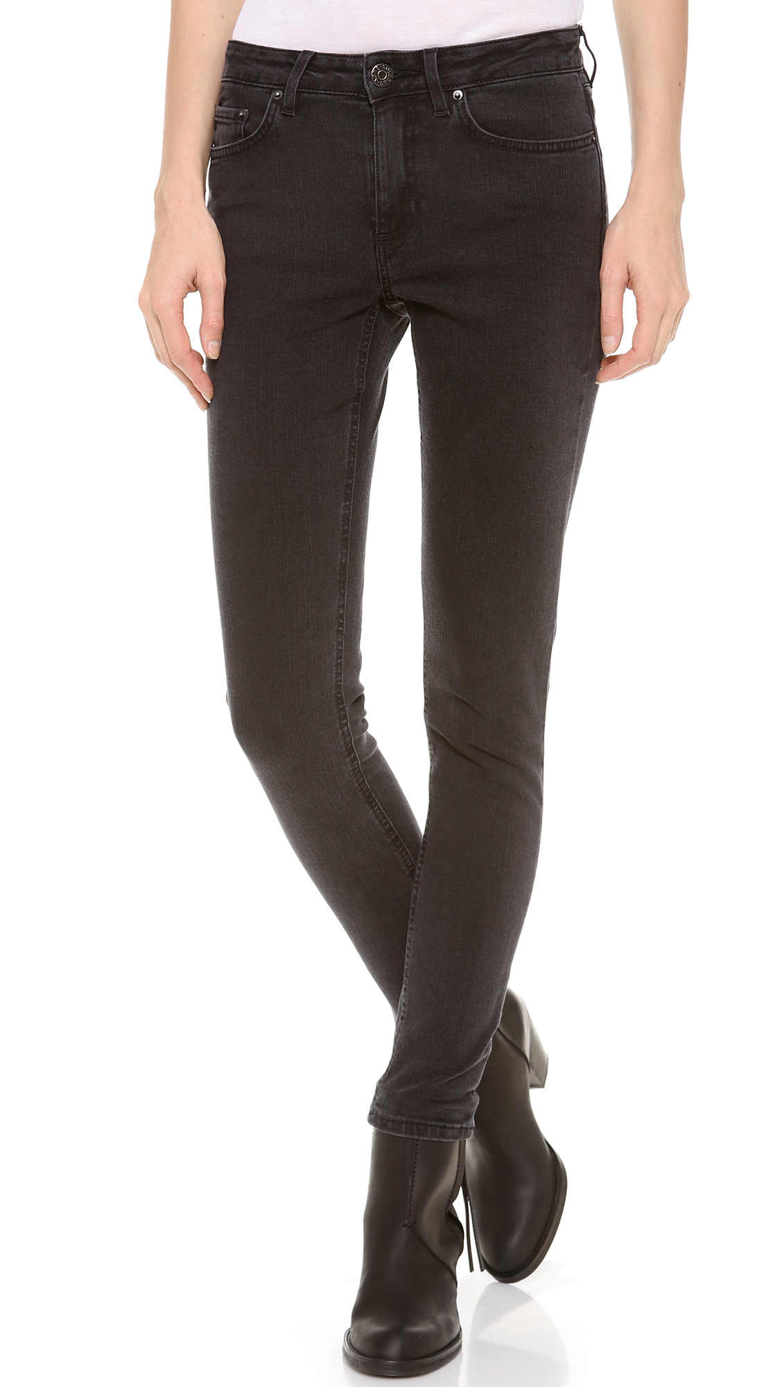 Acne Studios Skin 5 Jeans   SHOPBOP 1a8c5dafcd