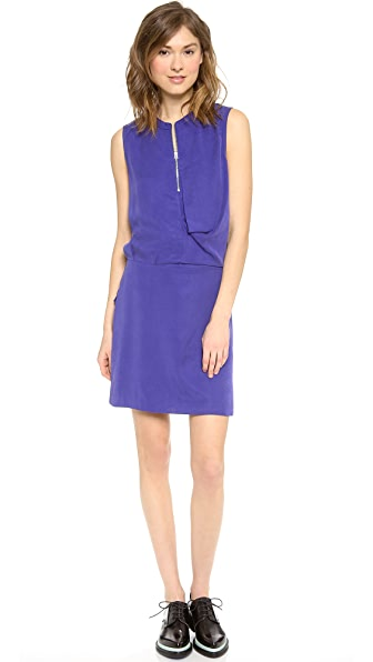 Acne Studios Twist Fluid Dress