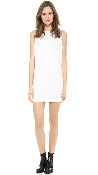 Acne Studios Tilda Fluid Mini Dress