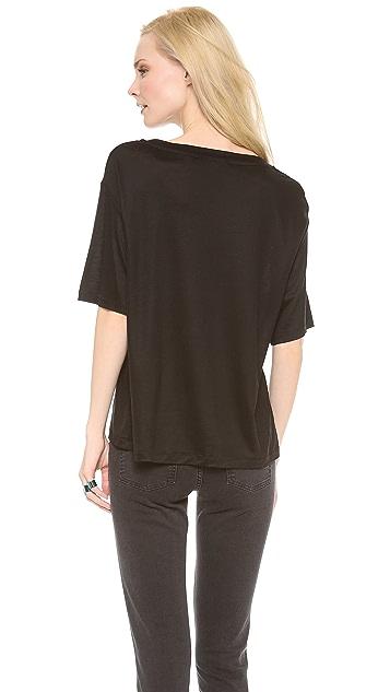 Acne Studios Wonder Boxy T-Shirt