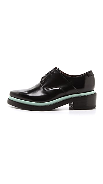 Acne Studios Lark Oxfords