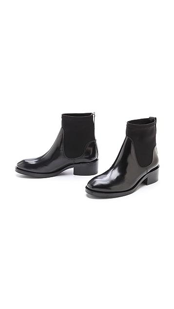 Acne Studios Comet Scuba Boots