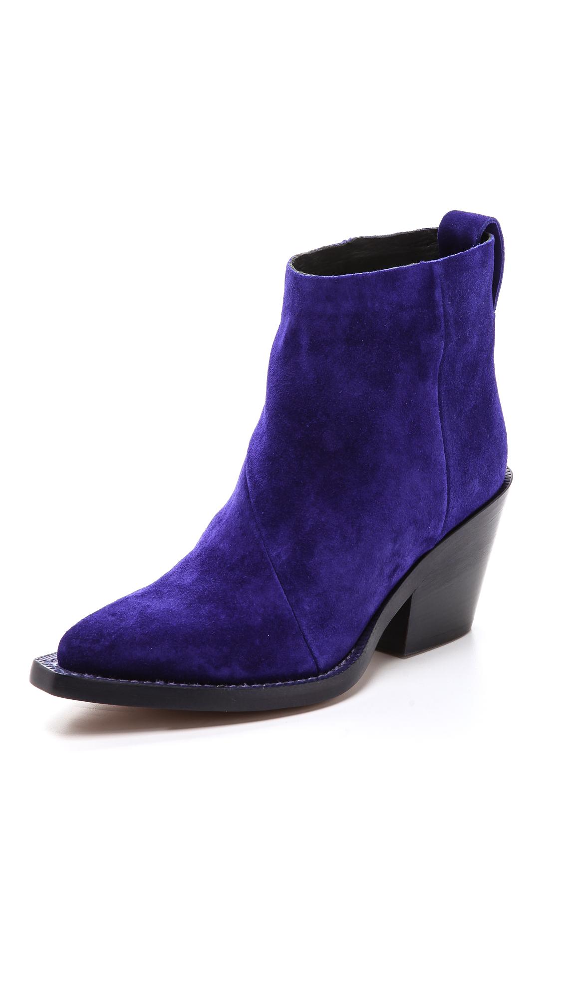 best service 1a93f 6460e Acne Studios Donna Suede Boots  SHOPBOP