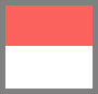 Poppy Red/Sand Stripe