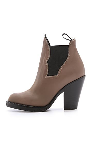 Acne Studios Star Ankle Boots