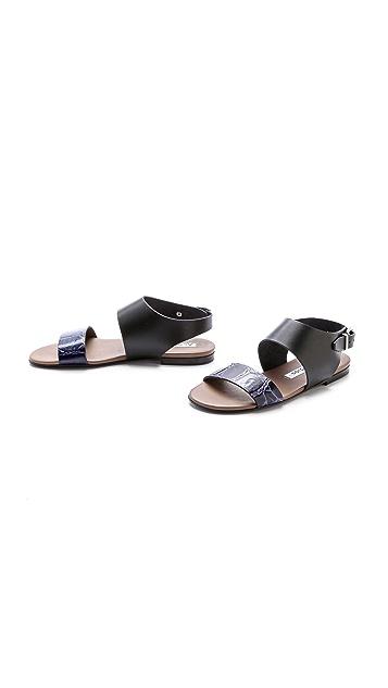 Acne Studios Lottie Flat Sandals