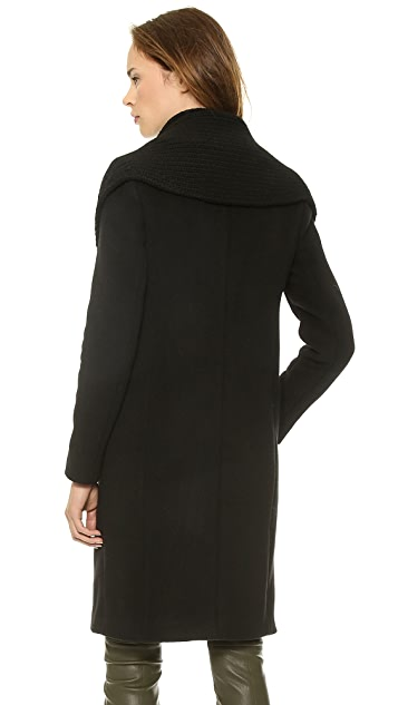 Acne Studios Elow Shawl Coat