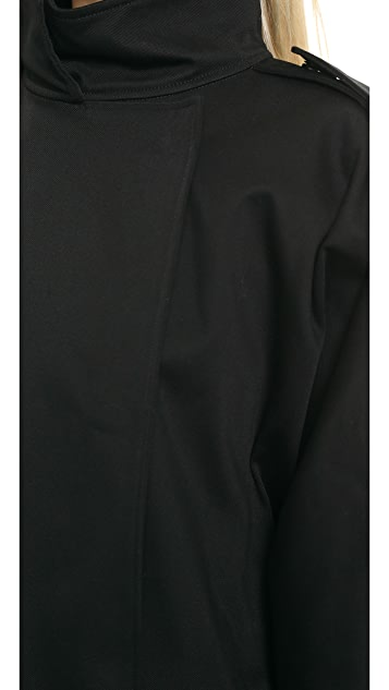 Acne Studios Ezra Cape Coat