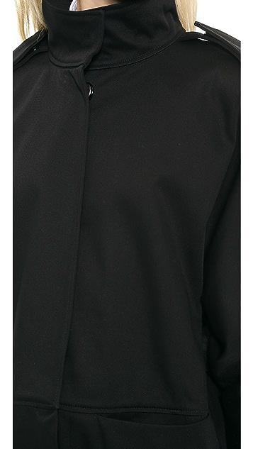 Acne Studios Ezra Short Cape Coat