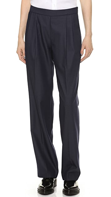 Acne Studios Harp Suiting Trousers