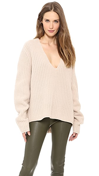 Acne Studios Deborah L Wool Sweater
