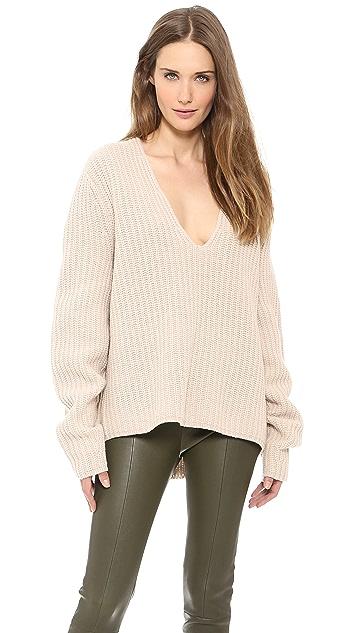 Acne Studios Deborah L Wool Sweater