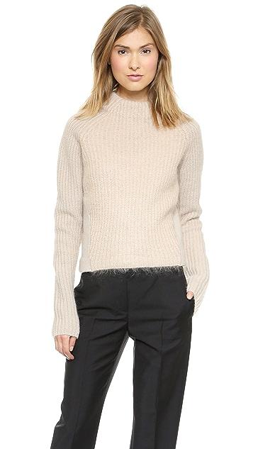 Acne Studios Loyal Mixed Knit Sweater