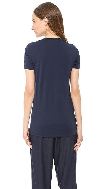 Acne Studios Bliss Cotton T Shirt