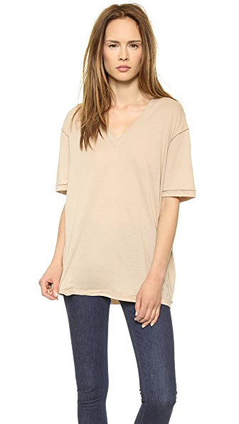 Acne Studios Vinter Slub V Neck