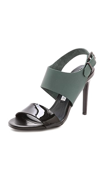 Acne Studios Tillie Buckle Sandals