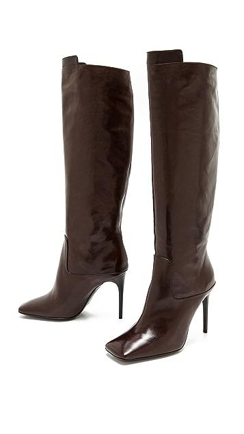 Acne Studios Merial Knee Boots