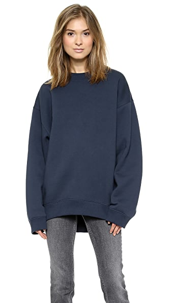 Acne Studios Beta Fleece Pullover