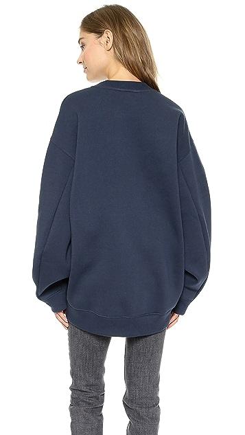 Acne Studios Beta Fleece Pullover