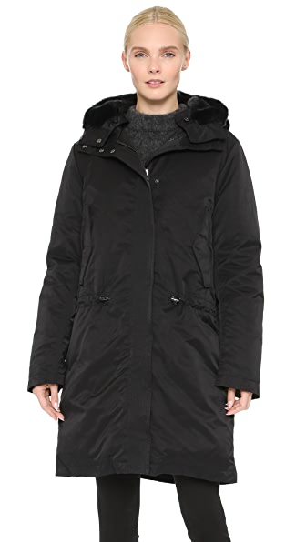 Acne Studios New Powder Parka