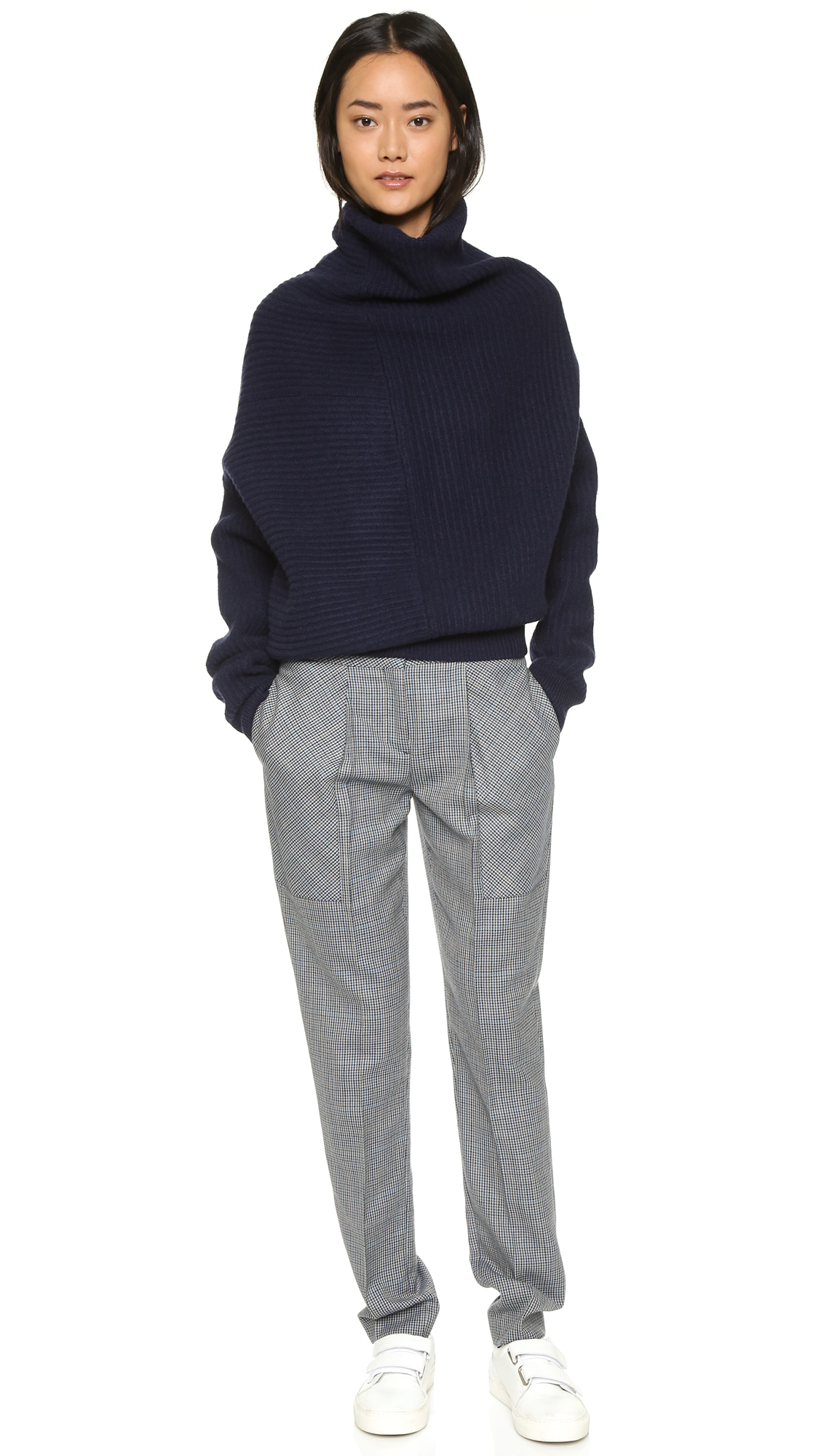 Acne Studios Jacy L Ribbed Sweater | SHOPBOP
