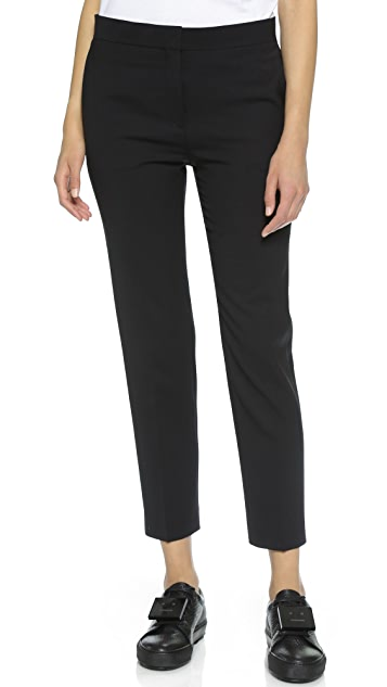 Acne Studios Saville Cropped Bistretch Trousers