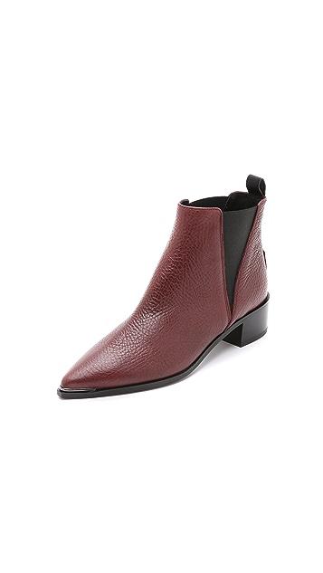 Acne Studios Jensen Leather Booties