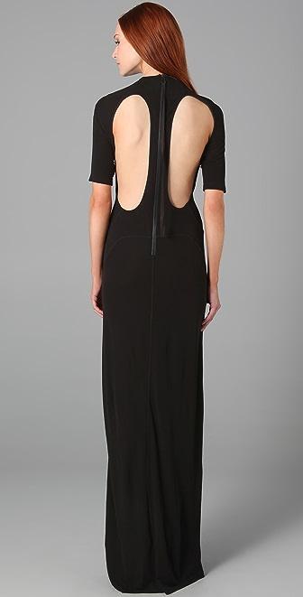 Acne Nine Long Dress