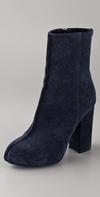 Acne Tender Suede Booties