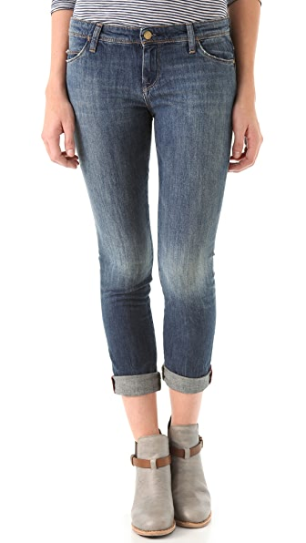 Acquaverde Ankle Skinny Jeans