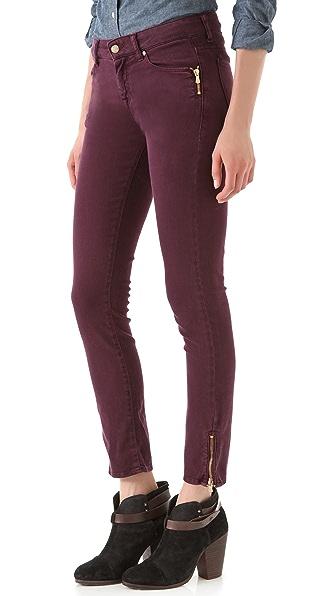 Acquaverde Zip Jeans