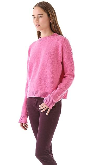 Acquaverde Crew Neck Sweater