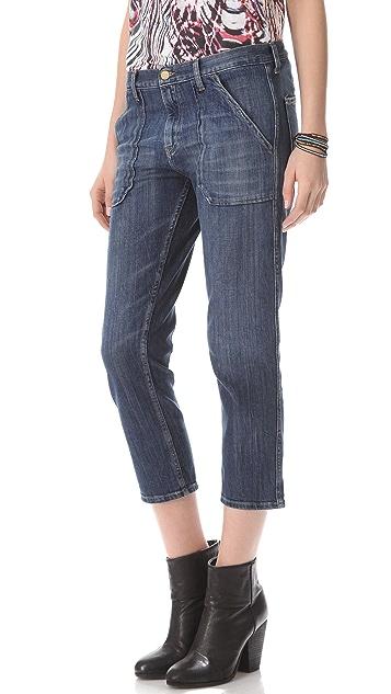 Acquaverde Trailers Jeans