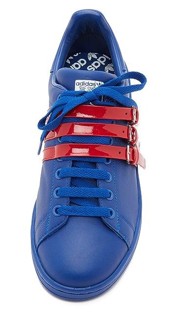 Adidas Raf Simons Stan Smith Strap Sneakers