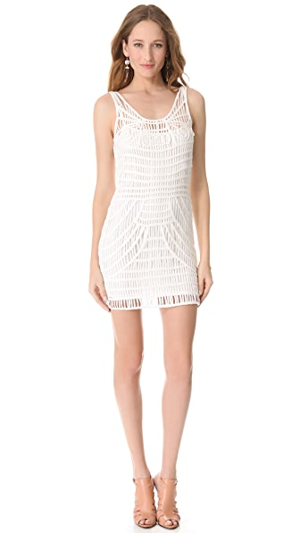 ADDISON Laced Dress