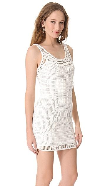 ADDISON Laced Dress