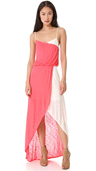 ADDISON Lemay High Low Dress