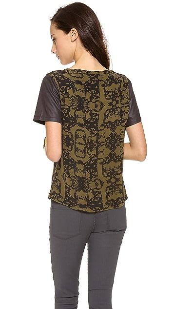 ADDISON Printed T-Shirt