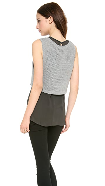 ADDISON Tye Layered Tank