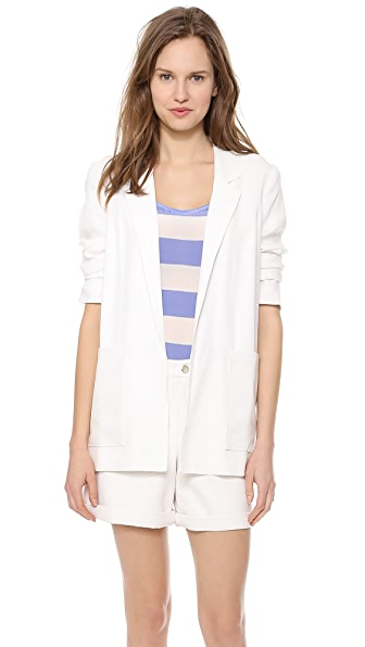 ADDISON ADDISON x We Wore What Sleek Boyfriend Blazer